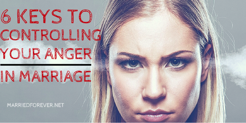 Anger in Marriage