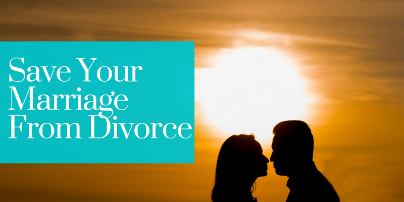 Save Your Marriage From Divorce