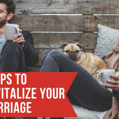 Revitalize Your Marriage