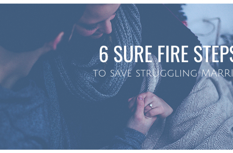 Save Struggling Marriage